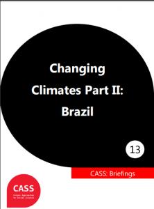 Climates Part II Brazil