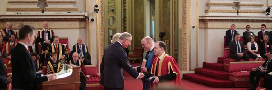Queen's Anniversary Award